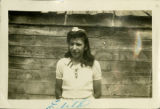 Edith Johnson, Jamestown, WA, 1942