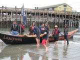 Intertribal Canoe Journey at Port Townsend, Fort Worden State Park, WA, 2011