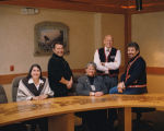 Jamestown S'Klallam Council, Blyn, WA, 2007